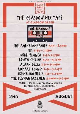 EES Glasgow Mix Tape Playhouse