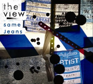 The-View-Same-Jeans-CD
