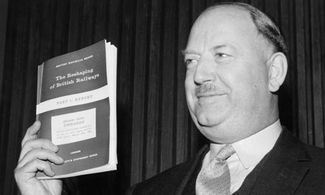 (FILE) 50 Years Since The Beeching Report Issued In The UK
