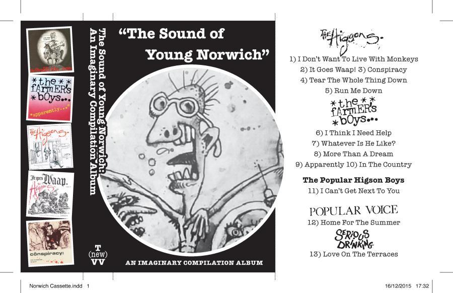 Norwich Cassette (1)